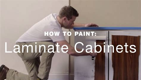 can you paint laminate kitchen cabinets how to paint laminate kitchen cabinets