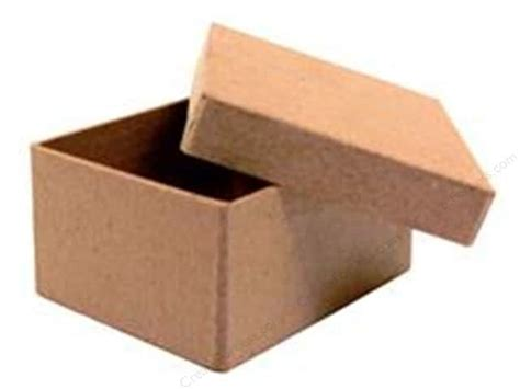 paper mache craft boxes paper mache mini rectangle box by craft pedlars 36 pieces