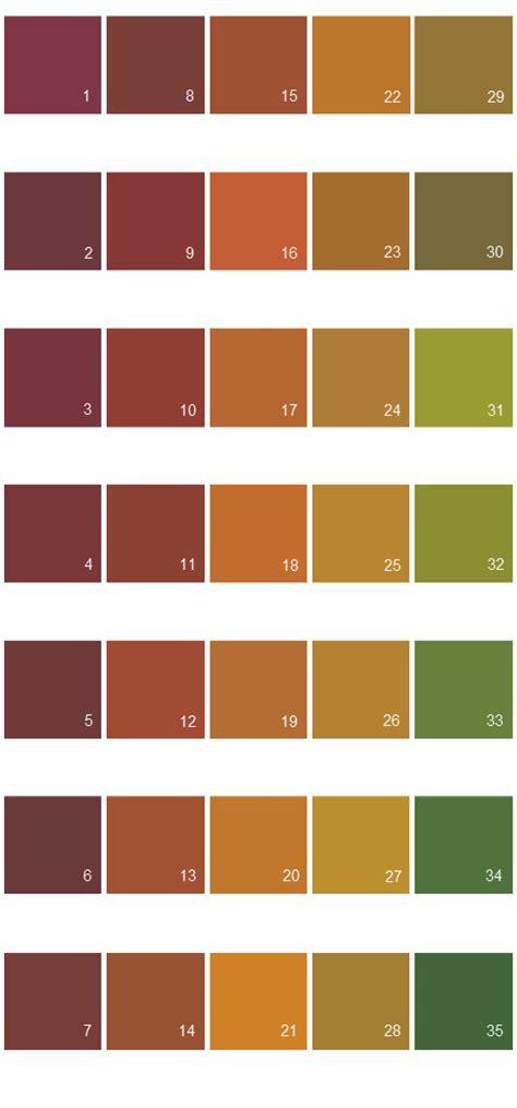 behr paint color chianti behr paint colors colorsmart palette 45 house paint colors