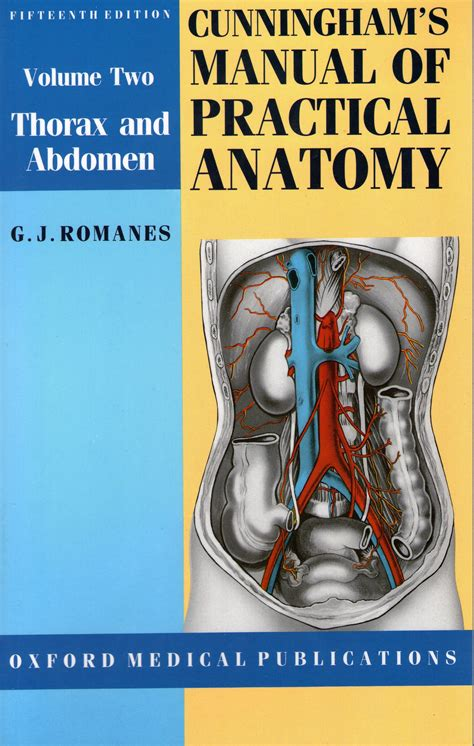 anatomy picture book cunningham s manual of practical anatomy vol 2 anatomy