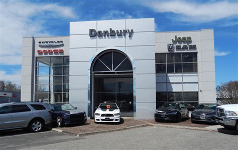 Danbury Chrysler Jeep Dodge by About Danbury Chrysler Jeep Dodge Serving Norwalk New