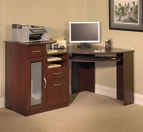 corner computer desk with storage impressive computer corner desk application atzine