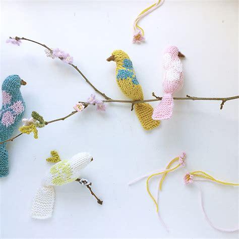 free bird knitting patterns blossom birds free knitting pattern knitting bee
