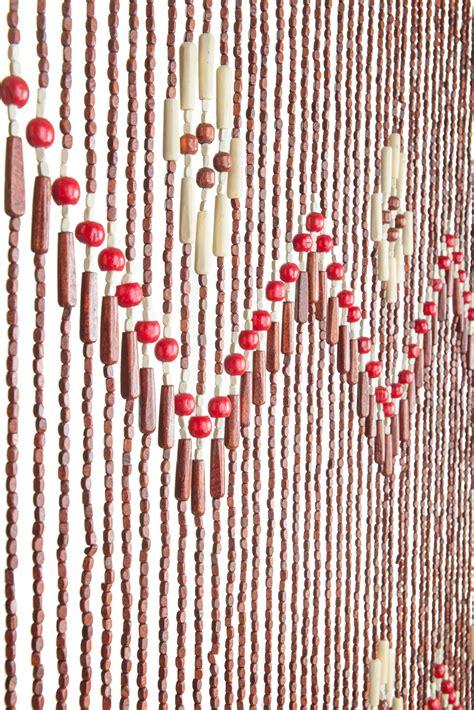 wood bead curtain wood curtains quot shanghai quot hanging door 52 strands