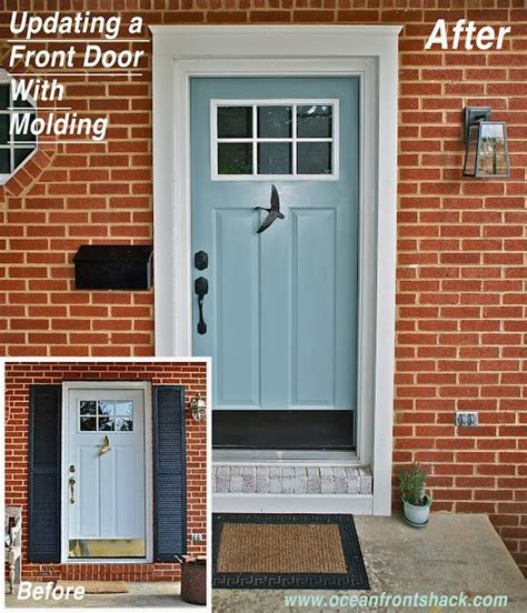 exterior door trim ideas 25 best ideas about exterior door trim on