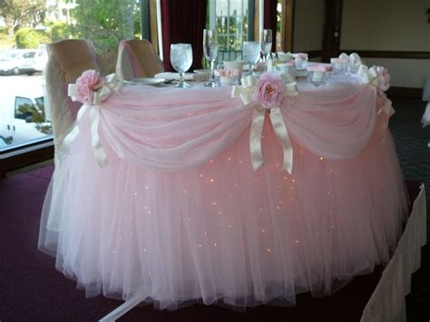 table skirts best 25 table skirts ideas on tulle table