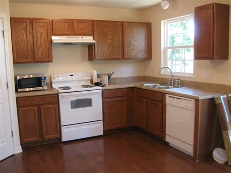 painting oak kitchen cabinets white remodelaholic painting oak cabinets white and gray
