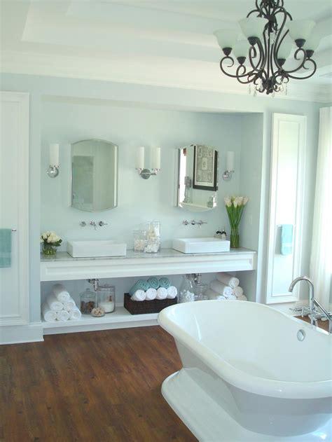 White Spa Bathroom by Photos Hgtv