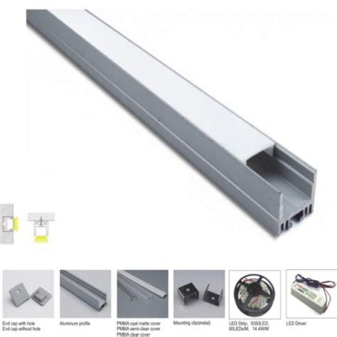 led commercial lights recessed aluminum led profile for led light