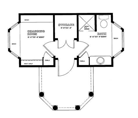 small pool house floor plans 17 best ideas about pool house plans on pool