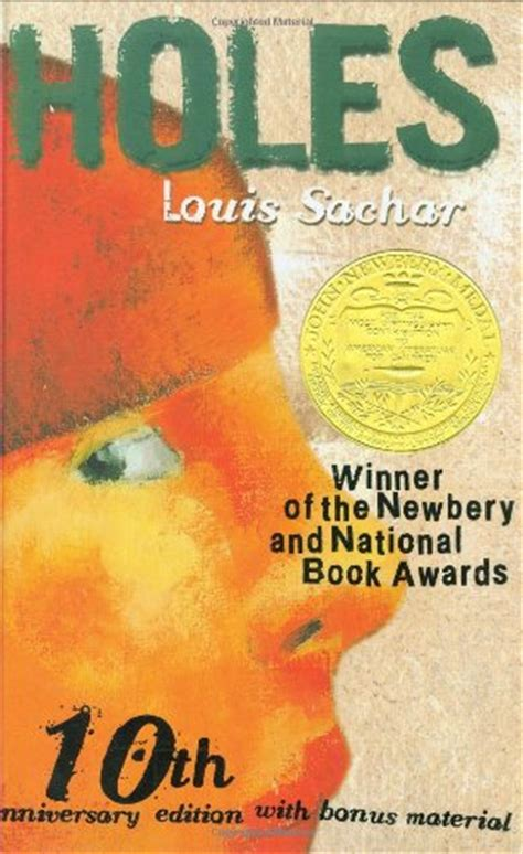 pictures of holes the book holes by louis sachar book review of fiction