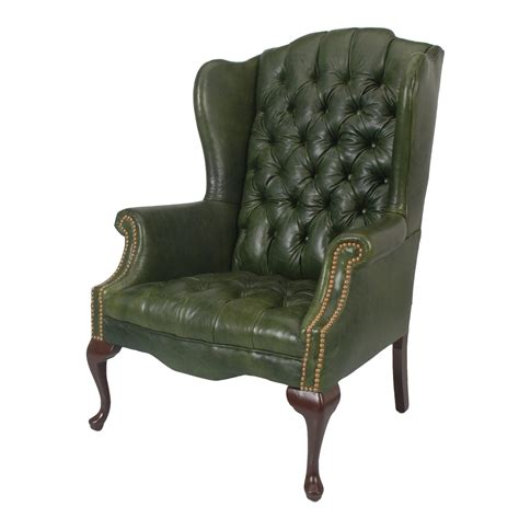 Wingback Chair by Leather Wingback Chair Rental Event Furniture Rental