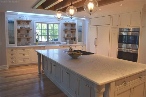 Painted Old Kitchen Cabinets custom painted kitchen cabinets in old saybrook connecticut