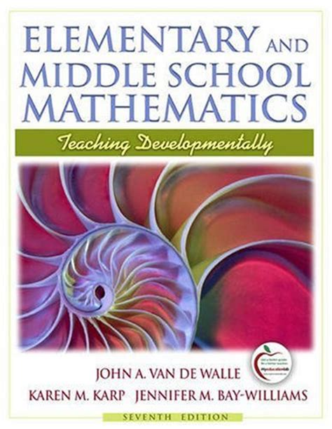 elementary and middle school mathematics teaching developmentally 8th edition teaching student centered mathematics series st s primary school st s forest school webmail