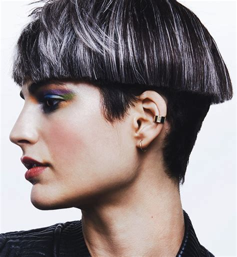 whats the trend for hair fashion grey lily jackson hair makeup