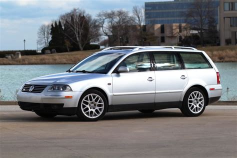 2003 Volkswagen Passat W8 by 2003 Volkswagen Passat W8 Wagon 6 Speed For Sale On Bat