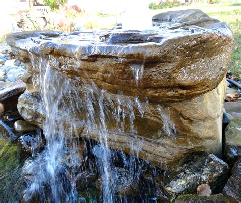 backyard cave cave rock waterfalls backyard pond less pool waterfalls