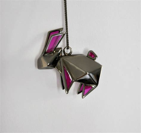origami jewellery origami jewellery by arnaud la76 design