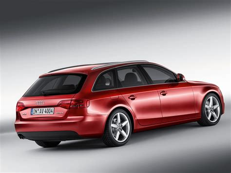 Audi A4 Avant Wagon by The New Audi A4 Avant Driving In A New Dimension