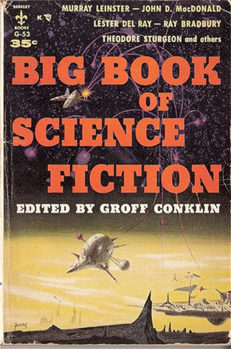 science fiction picture books big book of science fiction by groff conklin reviews
