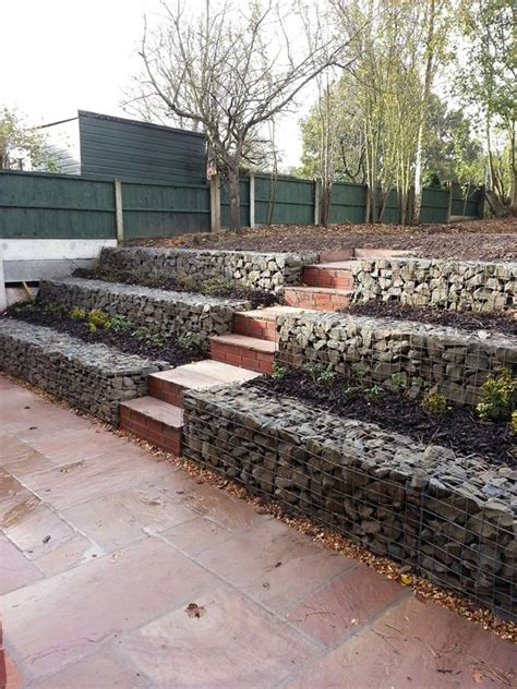 retaining walls for gardens 1000 ideas about retaining walls on wood