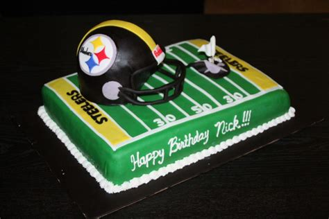 steelers decorations steelers cake topper decorations cake decorations