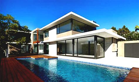 cool pool houses u shaped cool house plans with pool in the middle home