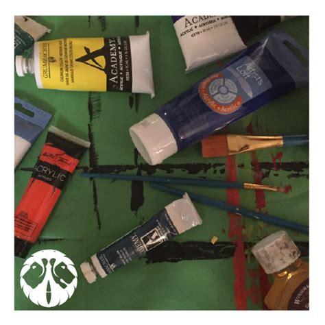 tempera paint vs acrylic paint on canvas acrylic vs paints twinlionstudio