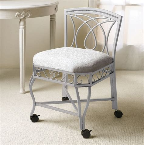bathroom vanity with chair vanity chair with wheels
