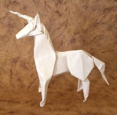 origami unicorn easy white origami unicorn 2016