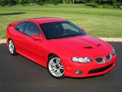 free car manuals to download 2005 pontiac gto electronic toll collection buy used 2005 pontiac gto 6 0l 6 spd manual g8 18 wheels super clean red black in
