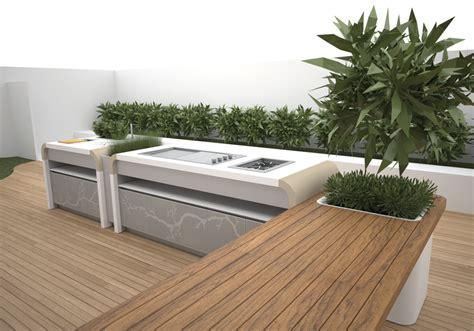 outdoor kitchen gardens electrolux modern outdoor kitchen digsdigs
