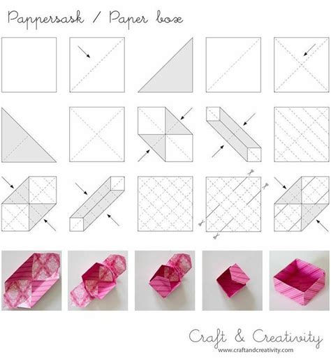 boxes origami diy origami paper box crafts that i ll never actually do