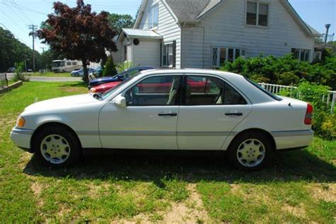 1997 Mercedes C280 by Buy Used 1997 Mercedes C280 Sedan 4 Door 2 8l In