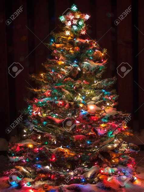 tree with colored lights ideas tree with colored lights ideas home design