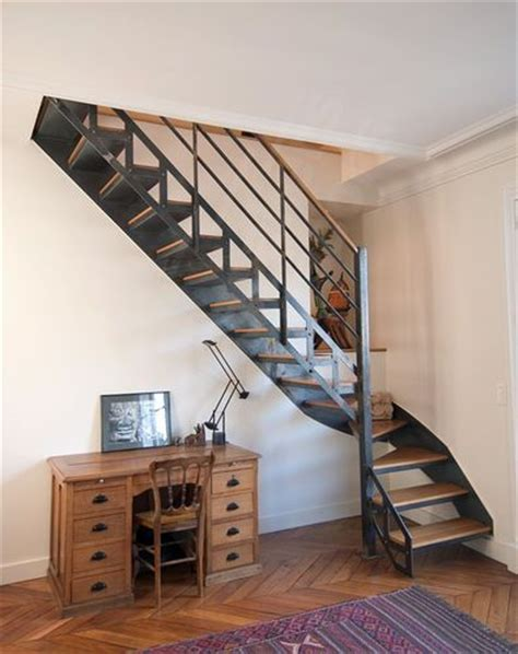 25 best ideas about escalier quart tournant on escalier design escalier tournant