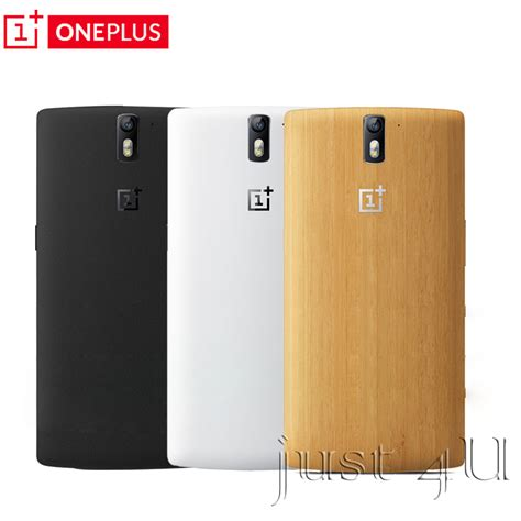 one covers original oneplus one back cover oneplus bamboo styleswap