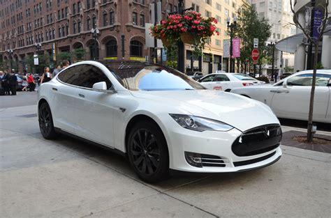 2014 Model S by 2014 Tesla Model S 85 Stock B958b For Sale Near Chicago