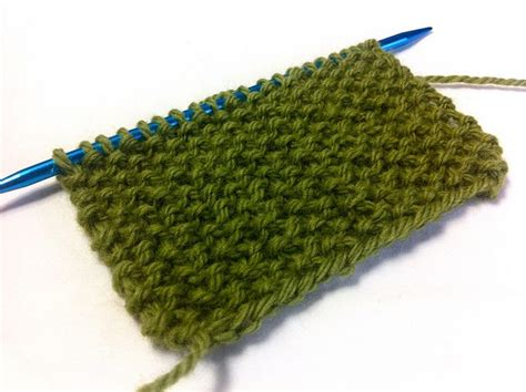 seed stitch knitting in the how to knit the seed stitch knitting