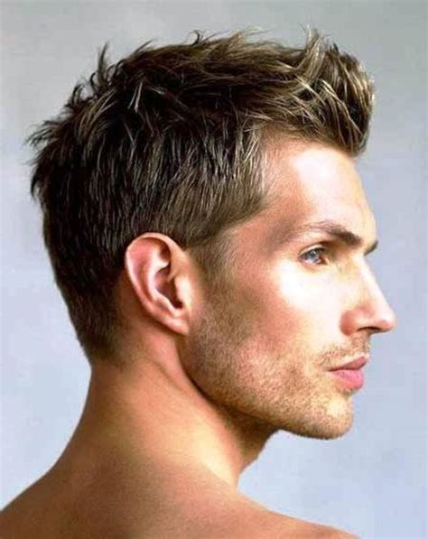 back and sides haircut 1000 ideas about short men s hairstyles on pinterest