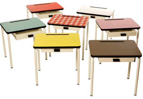 kid desk and chair retro school desks and chairs for study space