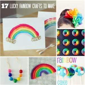 day craft ideas for to make 17 diy lucky rainbow crafts you ll make and takes