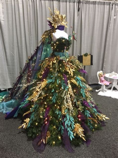 dressed trees 17 best ideas about tree dress on
