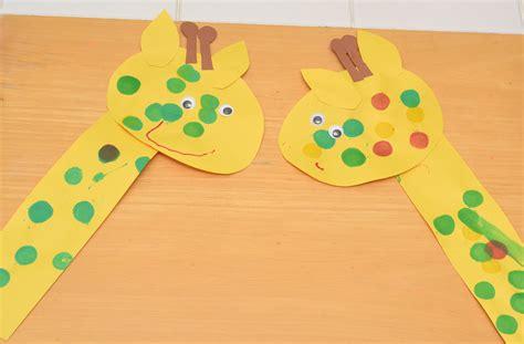 Giraffe Craft For Preschoolers Www Pixshark Images
