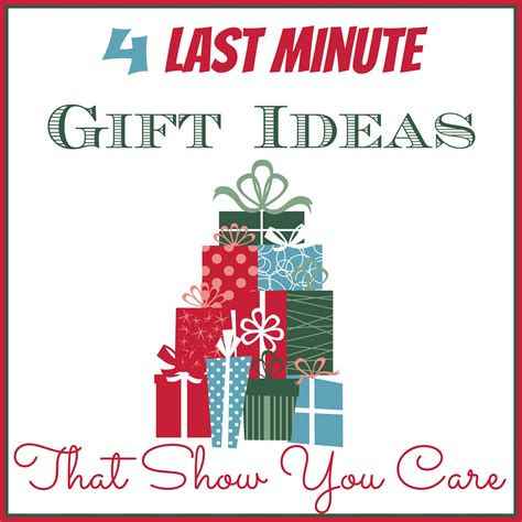 4 last minute gift ideas our of earth