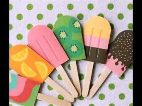 summer paper crafts summer paper crafts scrapbook paper idea