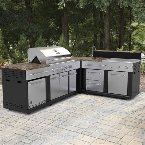 outdoor kitchen island kits 35 ideas about prefab outdoor kitchen kits theydesign net theydesign net