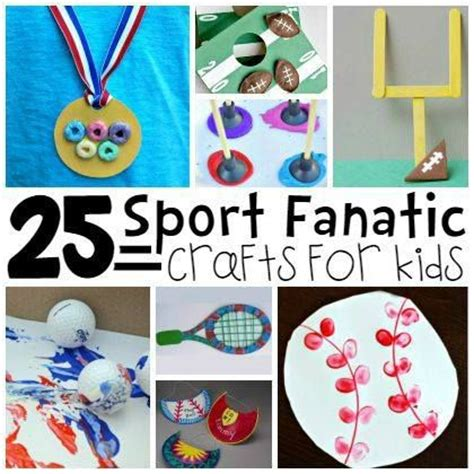 sports themed crafts for 25 unique sport themed crafts ideas on