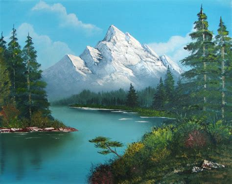 bob ross painting net worth bob ross net worth and wiki net worth roll