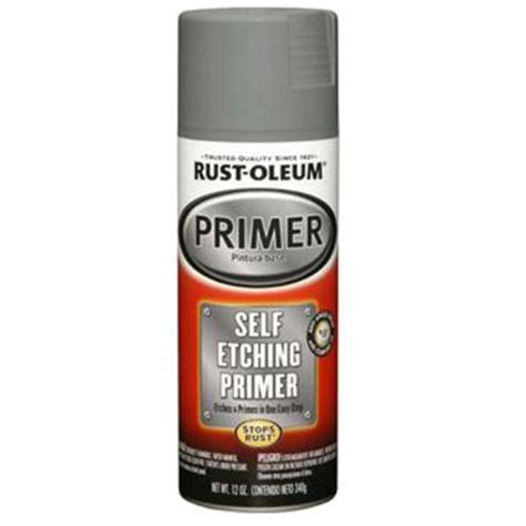 home depot paint guard rust oleum automotive 12 oz self etching primer spray